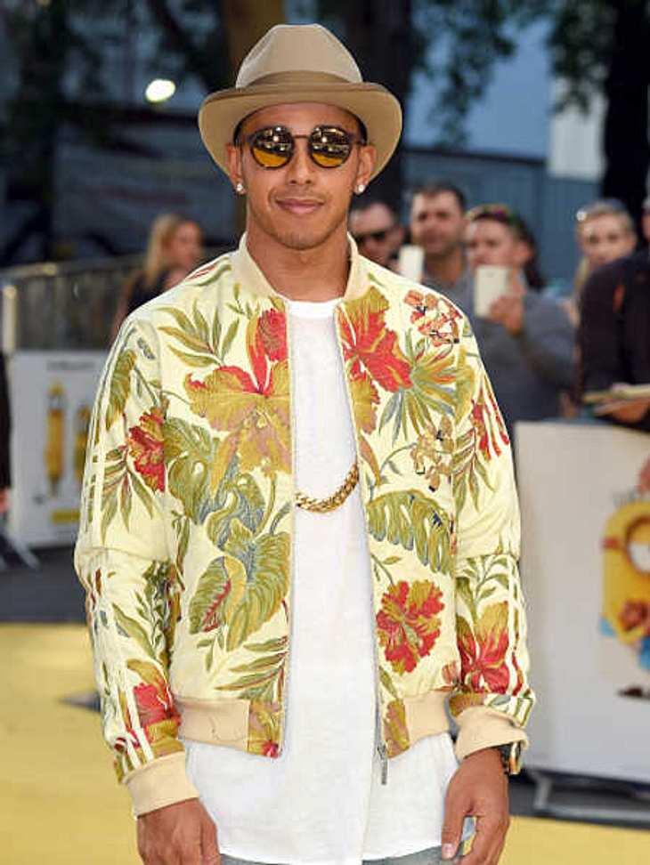 Lewis Hamilton: Zweite Karriere als Musiker?