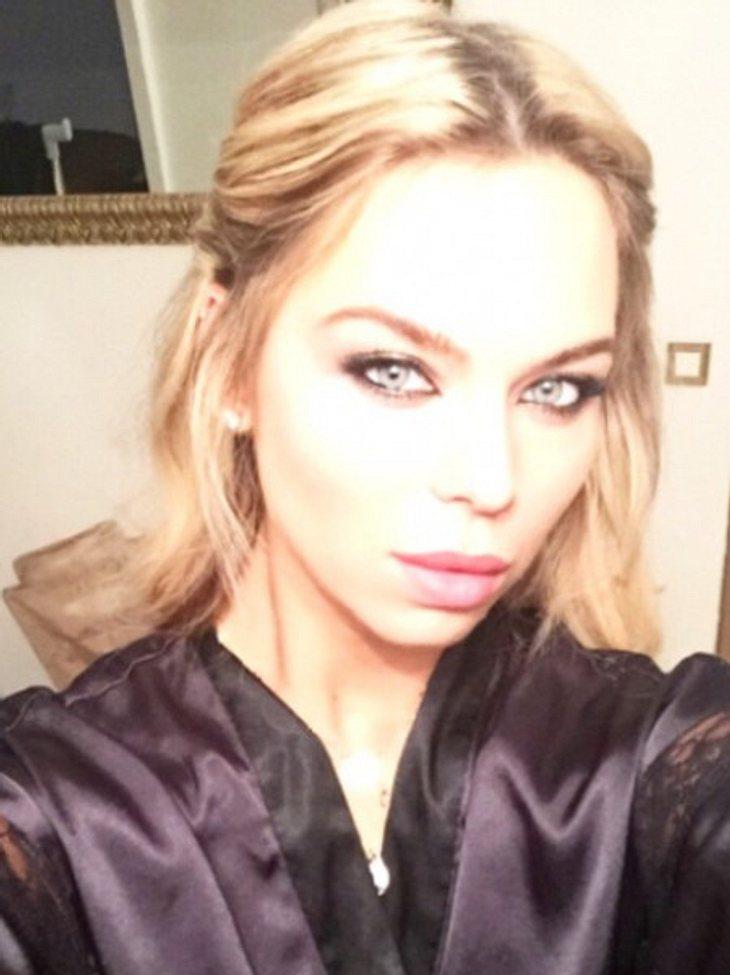 Liliana Matthäus ist jetzt blond