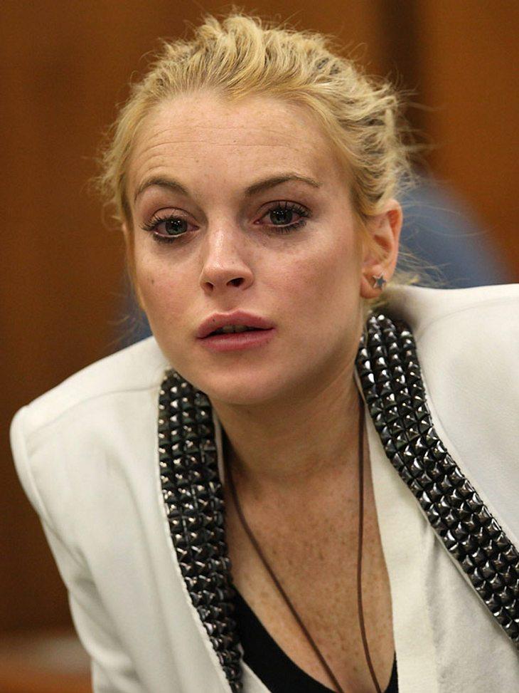 Lindsay Lohan hat Angst, ein Stalker will sie töten