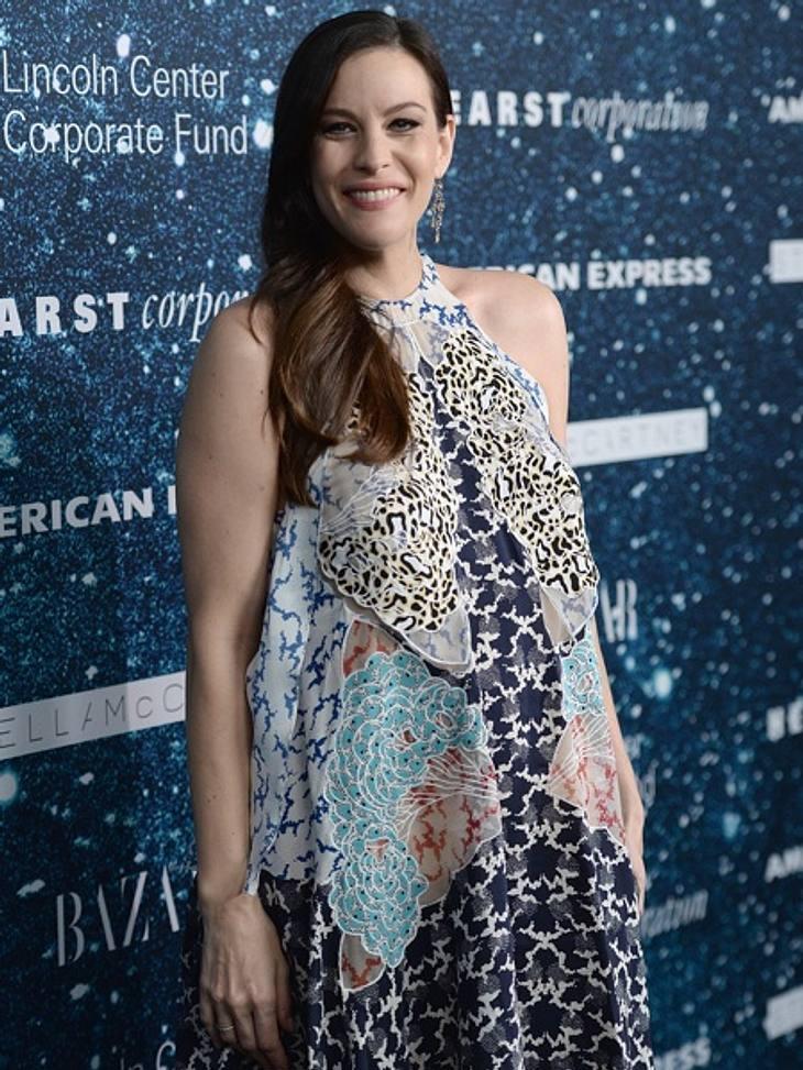 Liv Tyler erwartet ihr zweites Kind