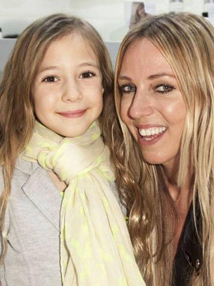 Loona und ihre 8-jährige Tochter Saphira