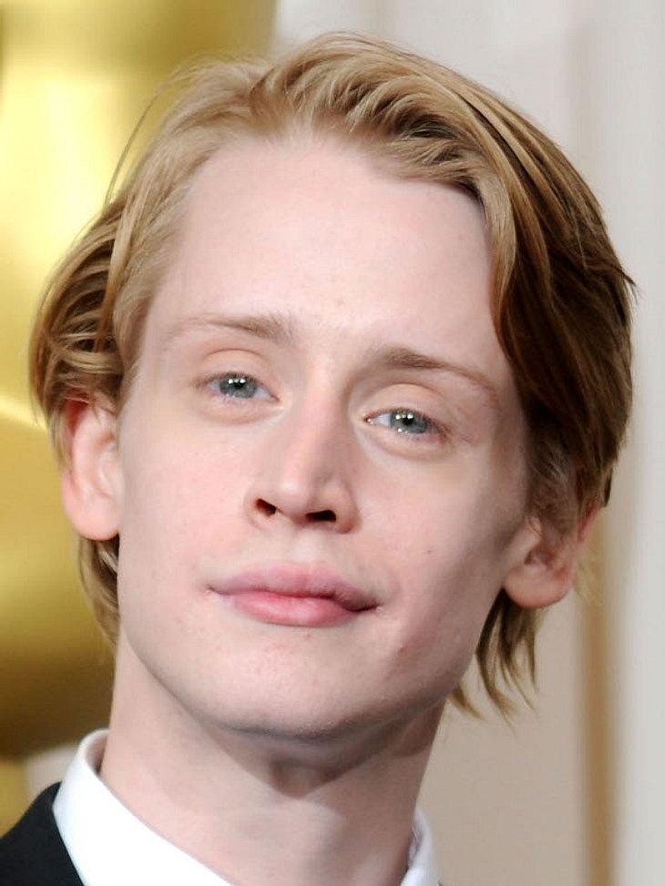 """Was wurde eigentlich aus den Kinderstars?Seinen letzten Erfolg feierte Macaulay Culkin mit 13 Jahren in """"Richie Rich"""". Das ist 18 Jahre her. Inzwischen ist der Kinderstar von damals 31 und macht vor allem mit Drogenskandalen Schla"""