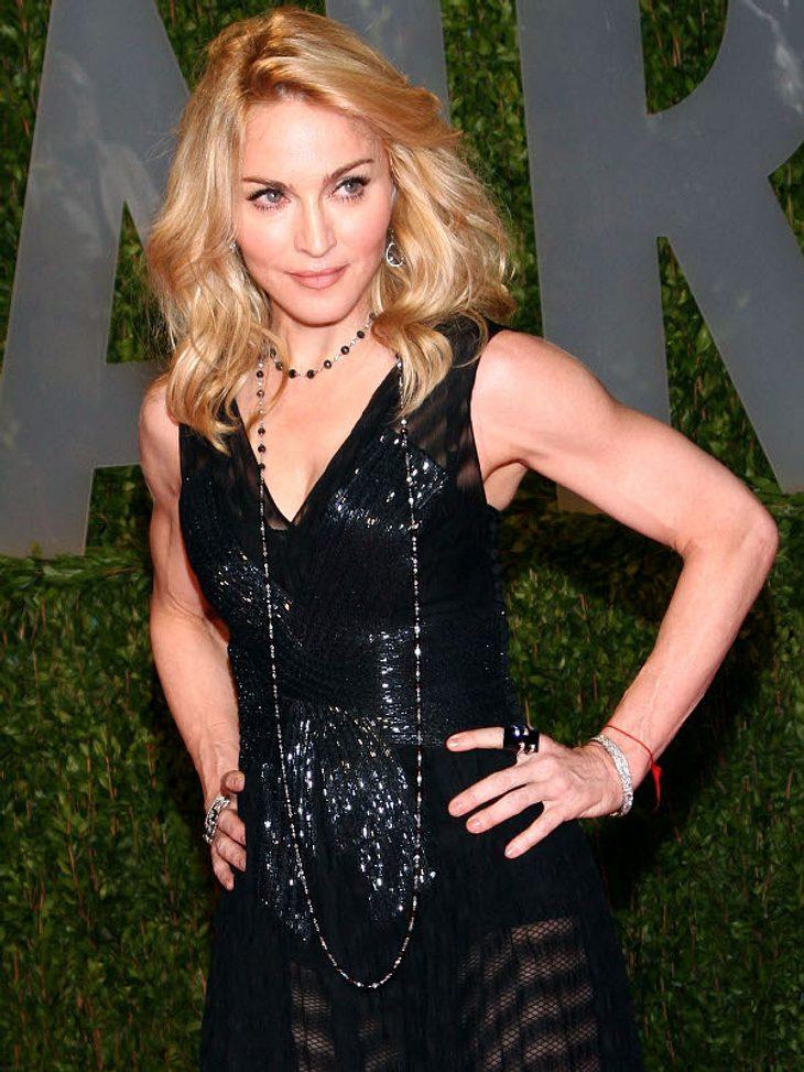Madonna: Sie will noch 10 Jahre auf Tour gehen