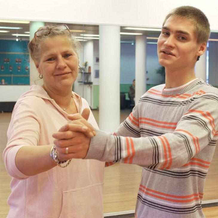 Ist Tanzen das richtige Hobby für Silvia?