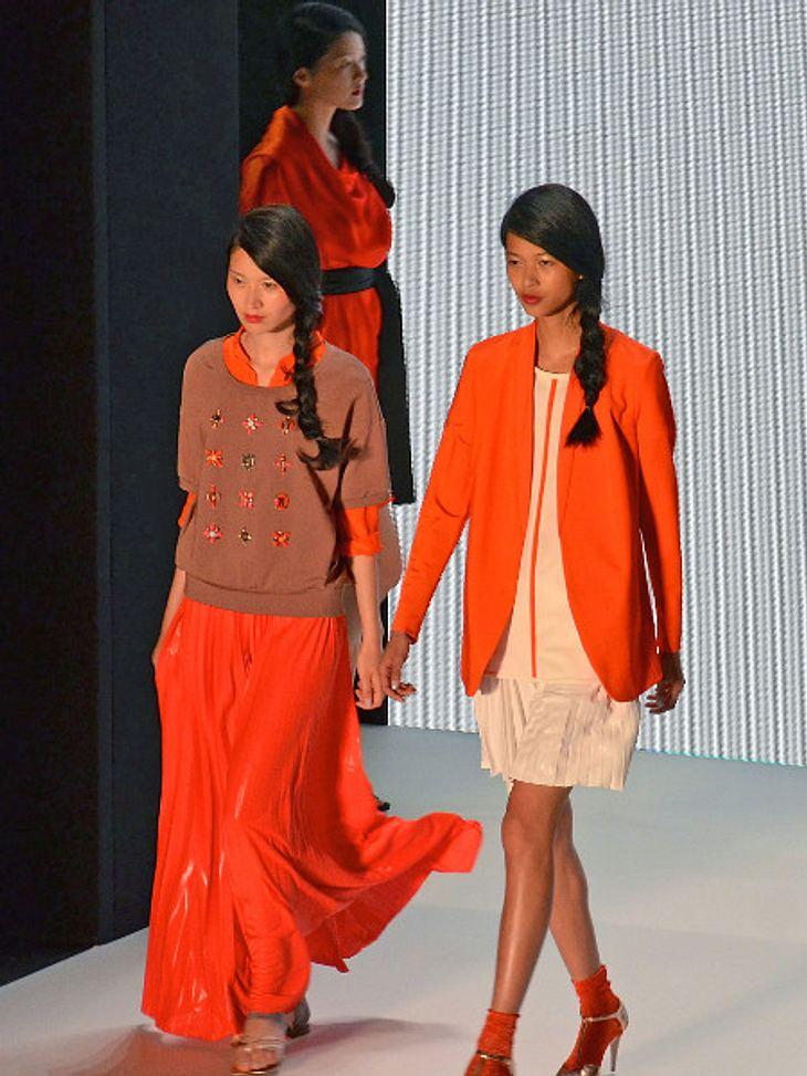 Mit Marc Cain ging es bei der Fashion Week nach Frankreich und Japan