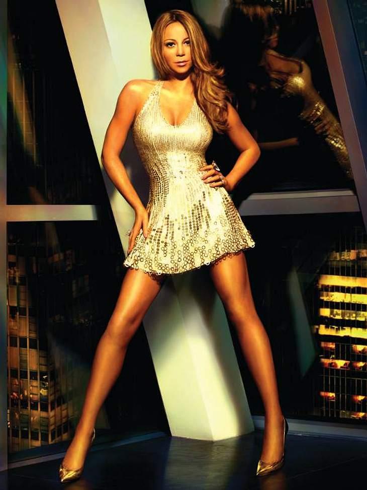 Die größten Popstars der letzten 20 JahrePlatz 5 - Mariah Carey (43)