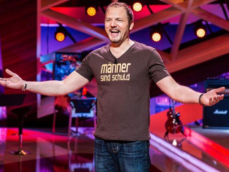 Mario Barth enttäuscht bei RTL