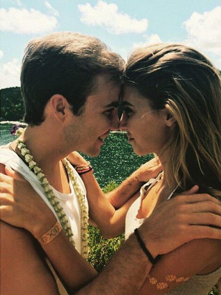 Total verliebt auf Hawaii