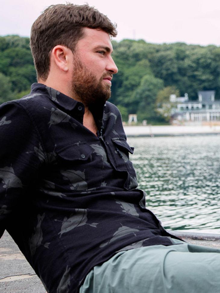 Materia spricht mit RTL-Reporter Jenke, über seine Gefühle