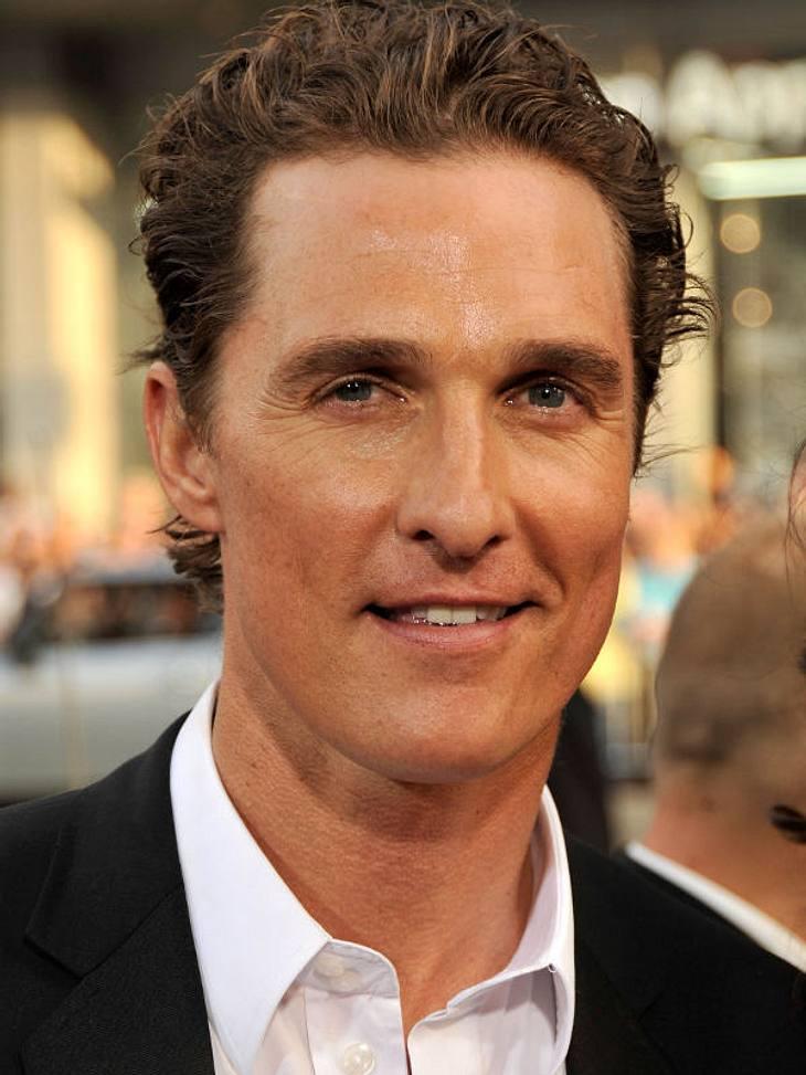 Matthew McConaughey soll zu Magnum werden