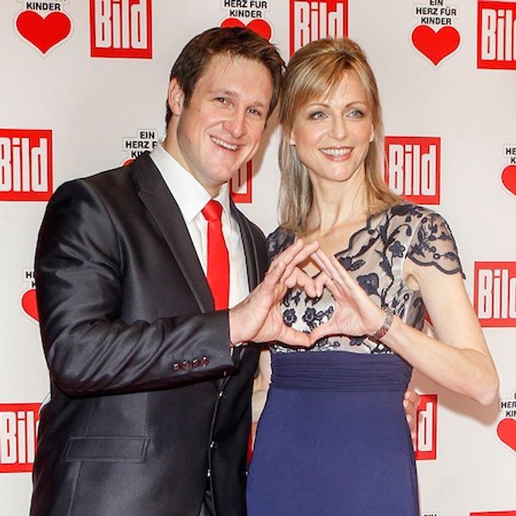 Matthias Steiner ist glücklich verheiratet mit seiner Inge