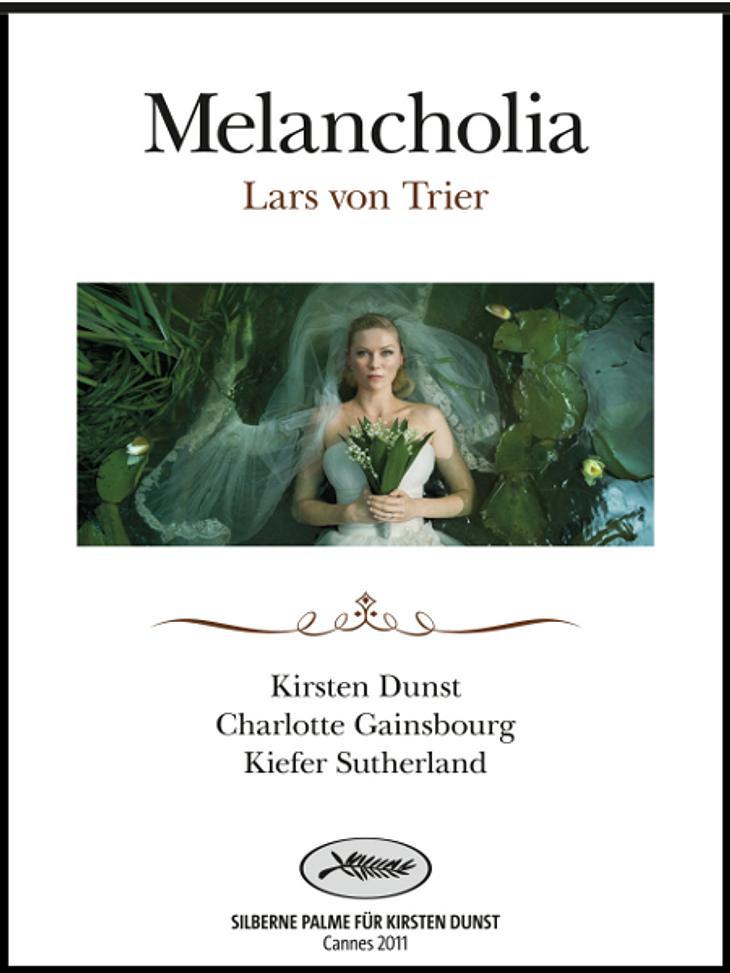 "Unser Kino-Tipp: ""Melancholia"" ab dem 06.10.2011 im Kino"