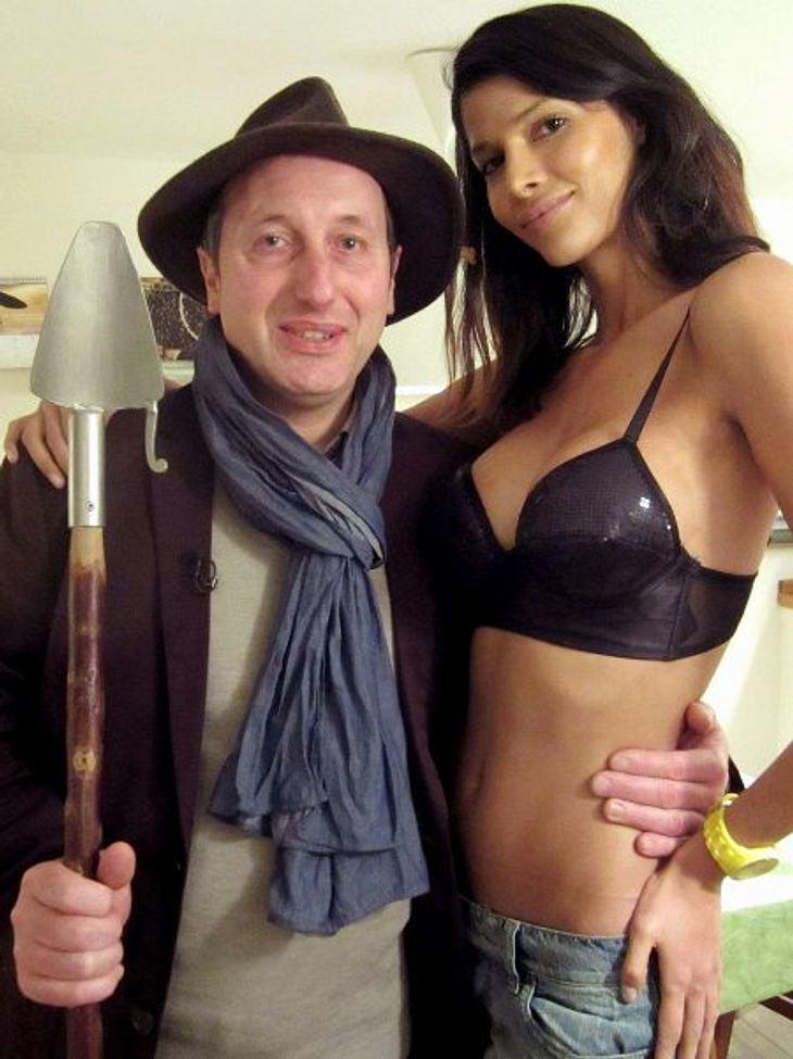 """Micaela Schäfer bei """"Promi-Frauentausch"""""""