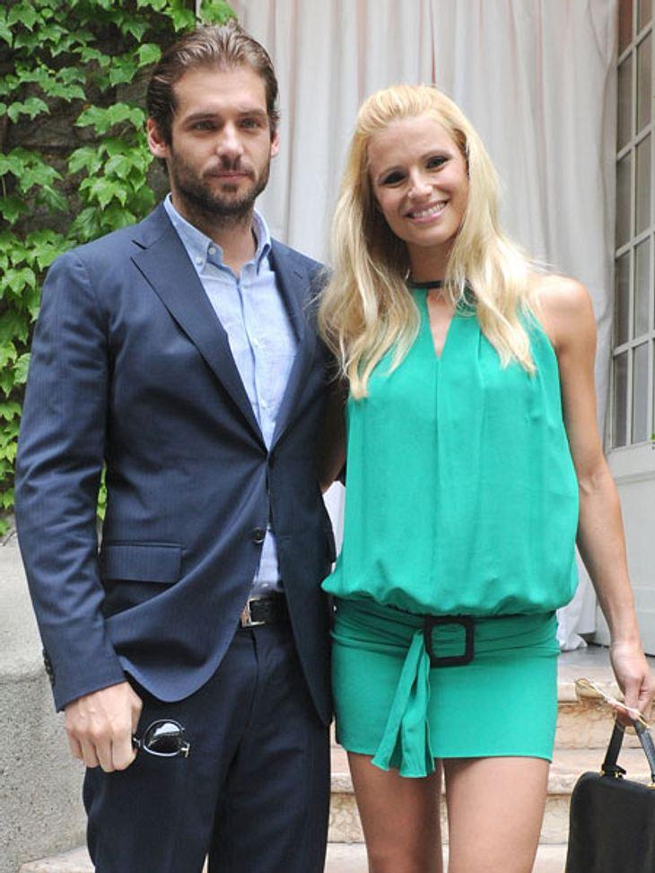 Michelle Hunziker wünscht sich eine Heirat mit Freund Tomaso Trussardi.