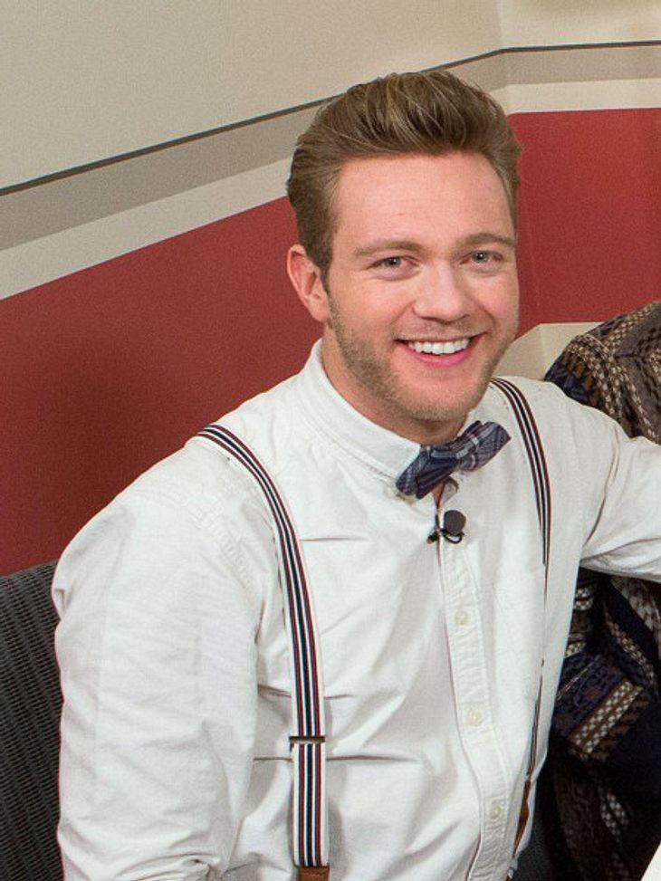 Björn Kamphuis ist Mister Germany 2013