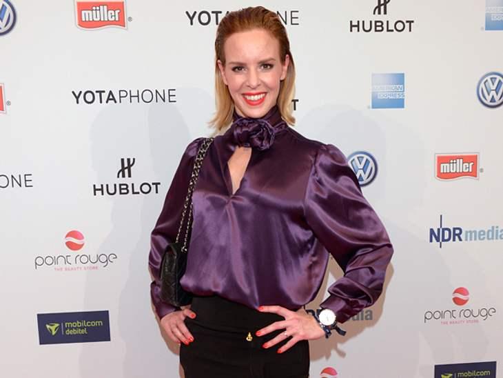 """Let's Dance""-Isabel Edvardsson war beim Movie Meets Media-Event in Hamburg"