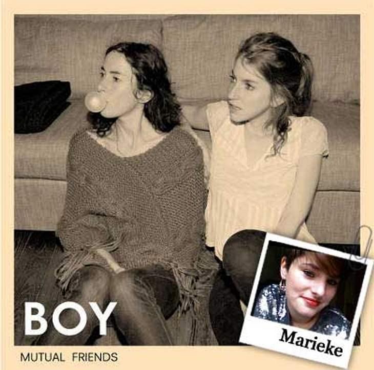 """Das hört die WUNDERWEIB.de-Redaktion im September Marieke hört """"Mutual Friends"""" von Boy: """"Der 2. September ist bereits lange rot im Kalender markiert. Endlich erscheint das Debütalbum vom Frauen-Duo ,Boy'. Die erste Singleaus"""