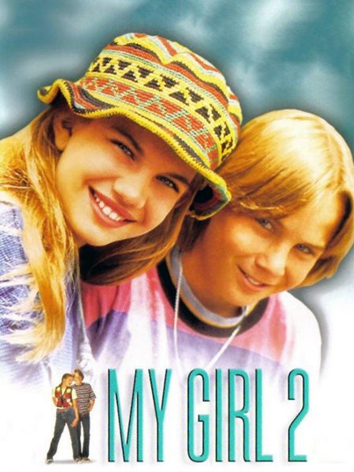"""Achtung, Film-Fortsetzung!Anna Chlumsky spielte zwar auch in """"My Girl 2"""" (1994) die Hauptrolle, doch der Film konnte trotz süßer Geschichte nicht annähernd an den Erfolg des ersten Teils anknüpfen."""