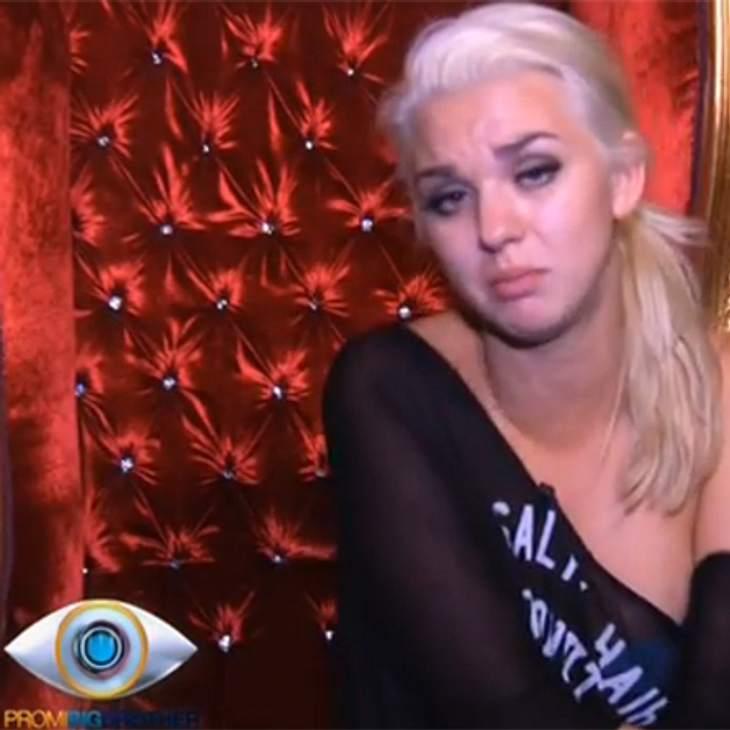 Natalia Osada ändert täglich ihre Meinung bei Promi Big Brother