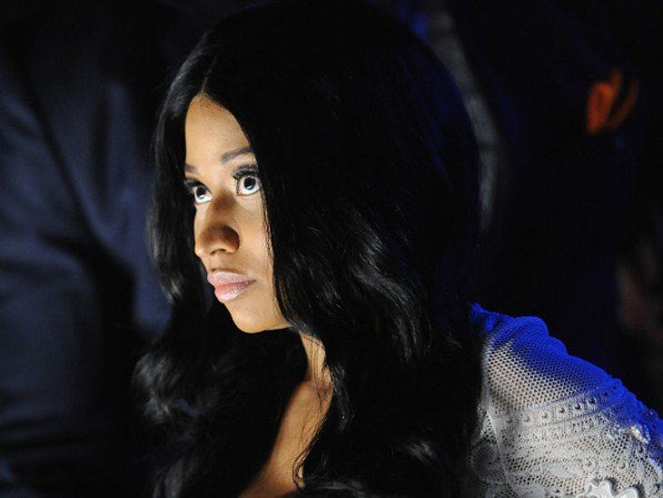Nicki Minaj hat sich bei ihren Fans für das Video entschuldigt