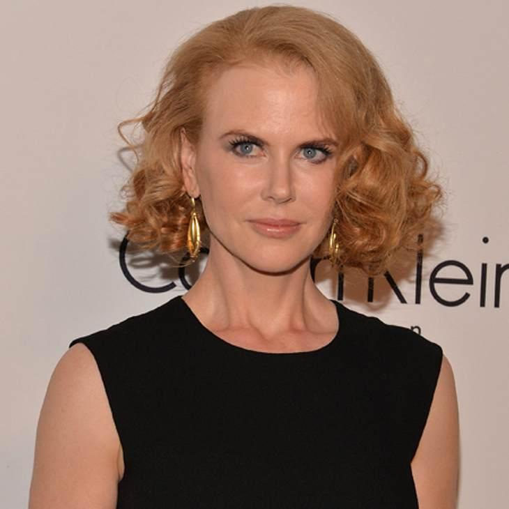 Nicole Kidman wurde von einem Paparazzo auf einem Fahrrad umgemietet