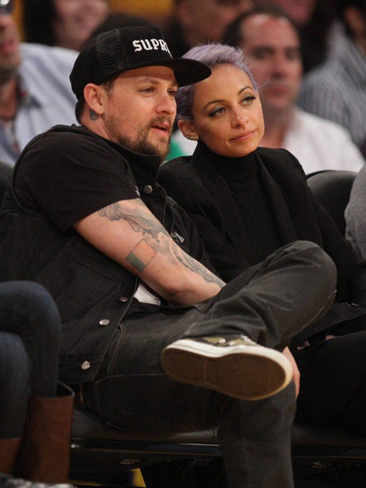 Nicole Richie und Joel Madden stehen offenbar kurz vor der Scheidung