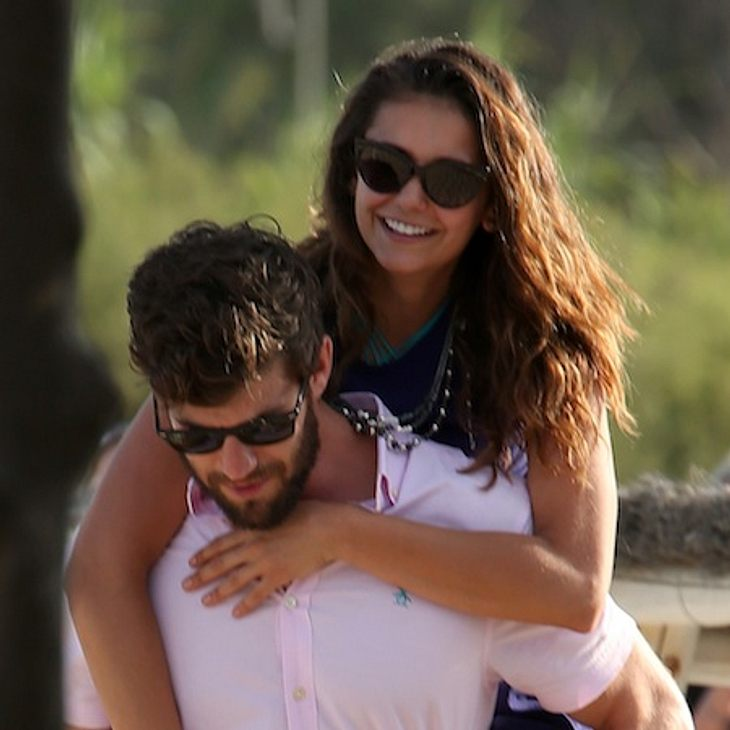 Nina Dobrev und ihr neuer Freund Austin Stowell
