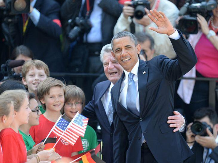 Barack Obama besucht Berlin - NotfallEin Public Viewing gibt es in Berlin nicht, daher werden viele versuchen, so nah wie möglich an den Präsidenten heranzukommen. Das könnte fatal sein. Wer z.B. am Potsdamer Platz wohnt und an seinem Fenst
