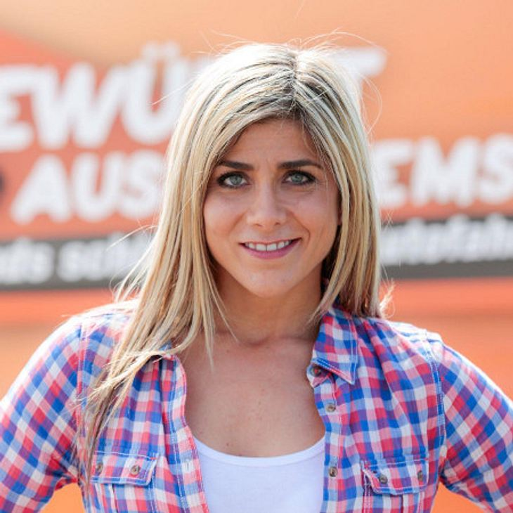 Wird oft mit Jennifer Aniston verwechselt: Moderatorin Panagiota Petridou