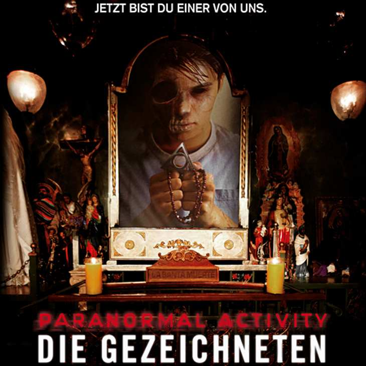Paranormal Activity: Die gezeichneten im Video-Trailer!