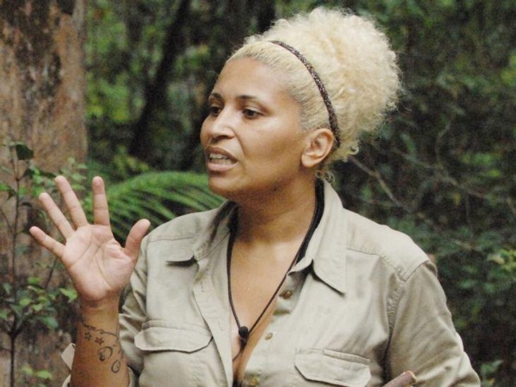 Patricia Blanco muss dem Dschungel Lebewohl sagen