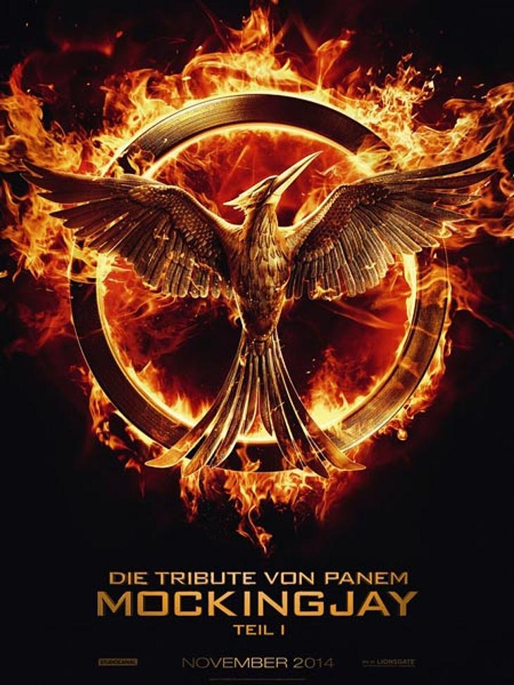 Katniss sammelt Kräfte für die Revolution