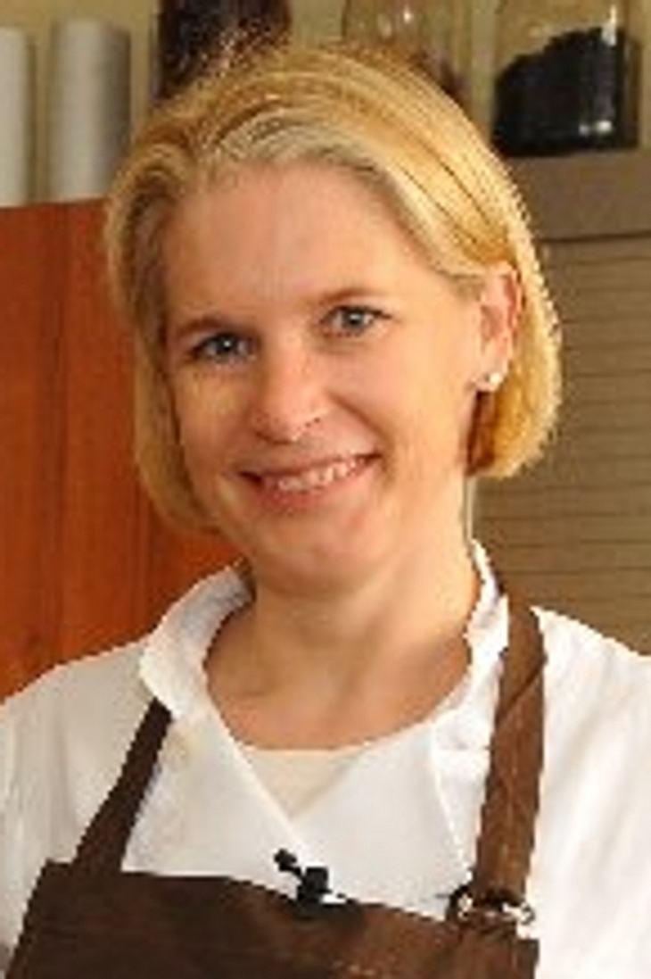 "Cornelia Poletto ist bei ""The Taste"" dabei"
