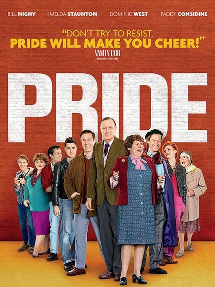 Trailer zur Gay-Comedy Pride