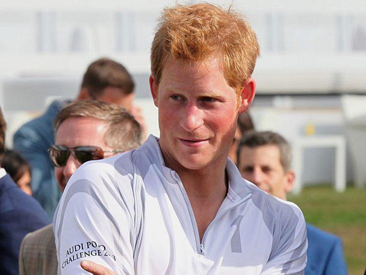 Prinz Harry freut sich am meisten über Baby George.