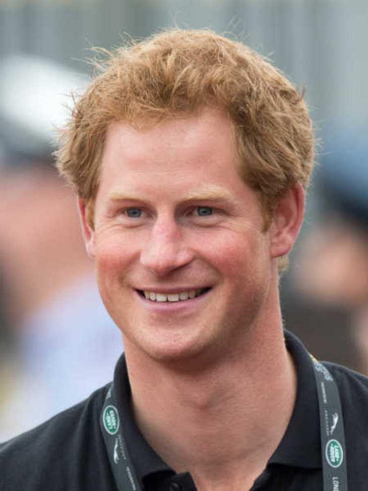 Prinz Harry offenbart überraschende Geheimnisse!