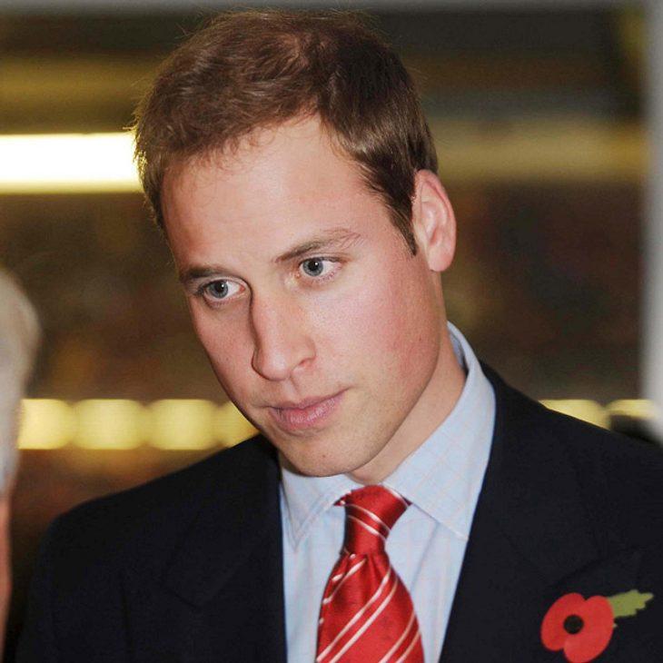 Prinz William könnte bald arbeitslos sein.