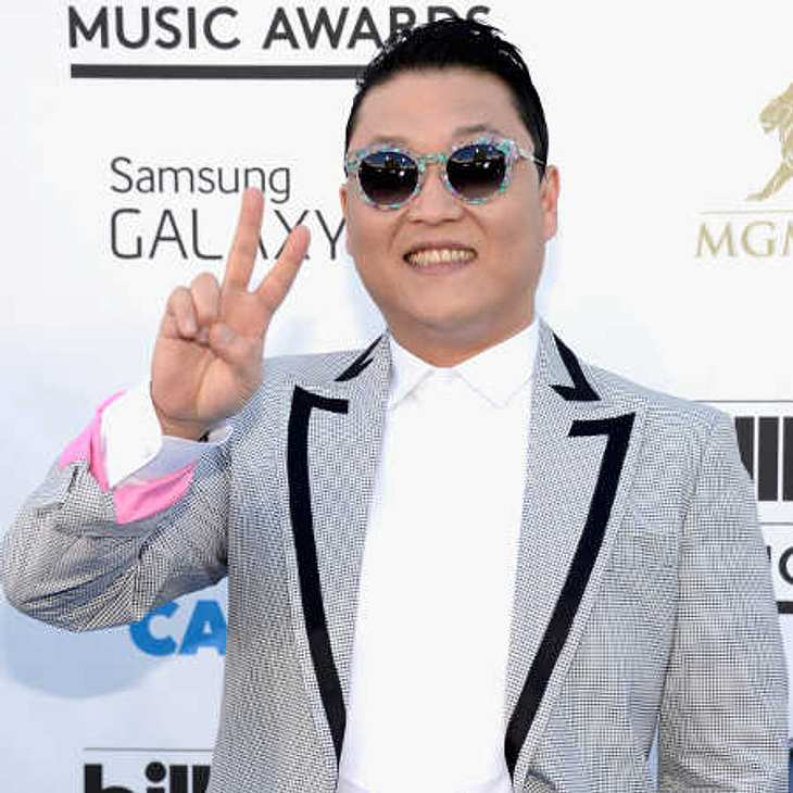 'Gangnam Style' war zu viel für YouTube!