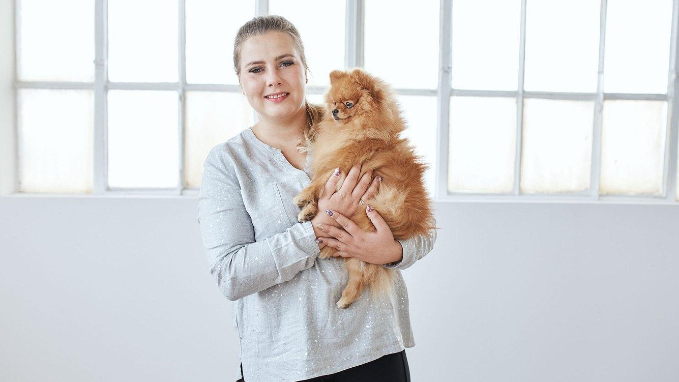 Sarafina Wollny spricht über die Babynamen