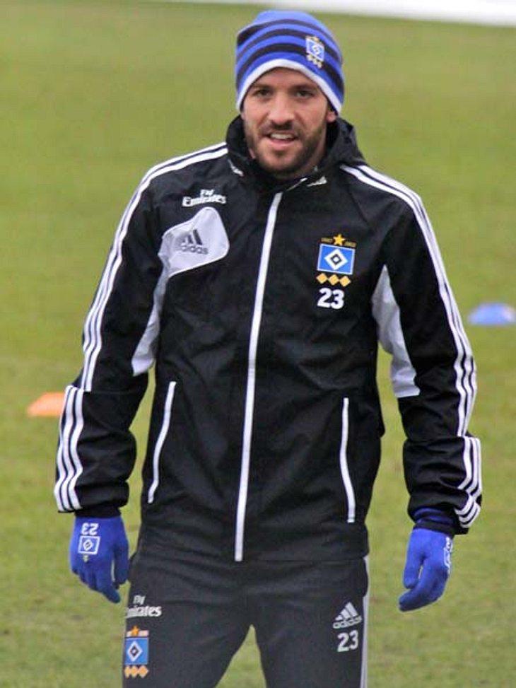 Er hat einen richtigen Lauf: Rafael van der Vaart als neuer HSV-Kapitän!