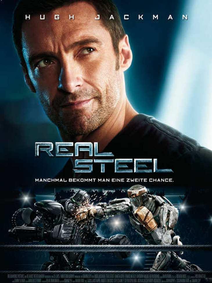"Unser Kino-Tipp: ""Real Steel"" ab dem 03.11.2011 im Kino"