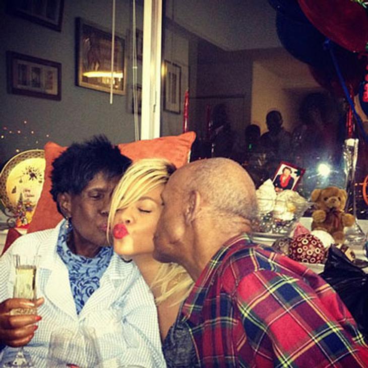 Zu viele Extrawünsche: Rihanna veranstaltete eine zu pompöse Trauerfeier