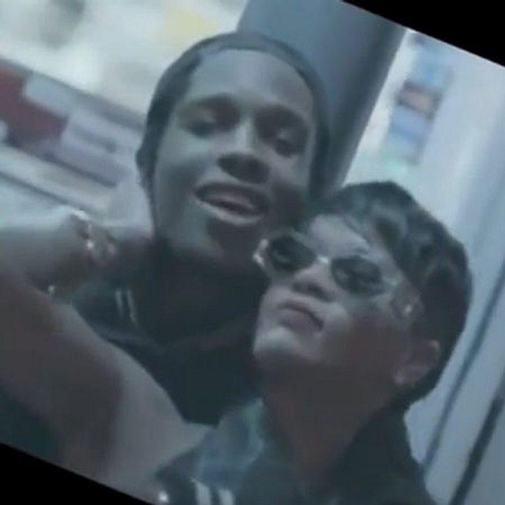 Rihanna spielt im neuen Musikvideo von A$AP Rocky mit