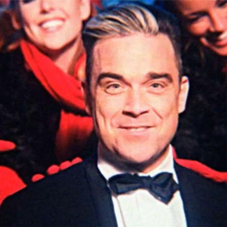 Robbie Williams: Eigene Weihnachtsshow!