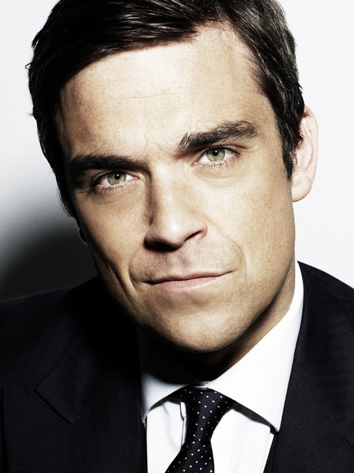 undefined Robbie Williams: Seine schönsten Bilder