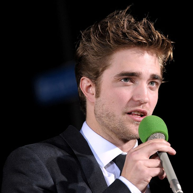Robert Pattinson: Der neue Spider-Man?