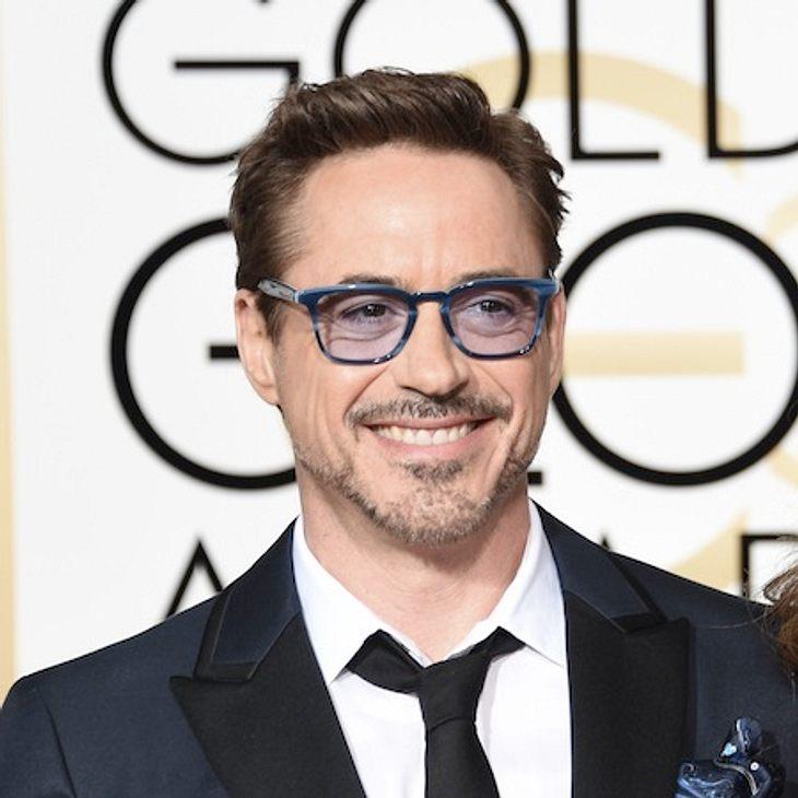 Robert Downey Junior feiert einen runden Geburtstag
