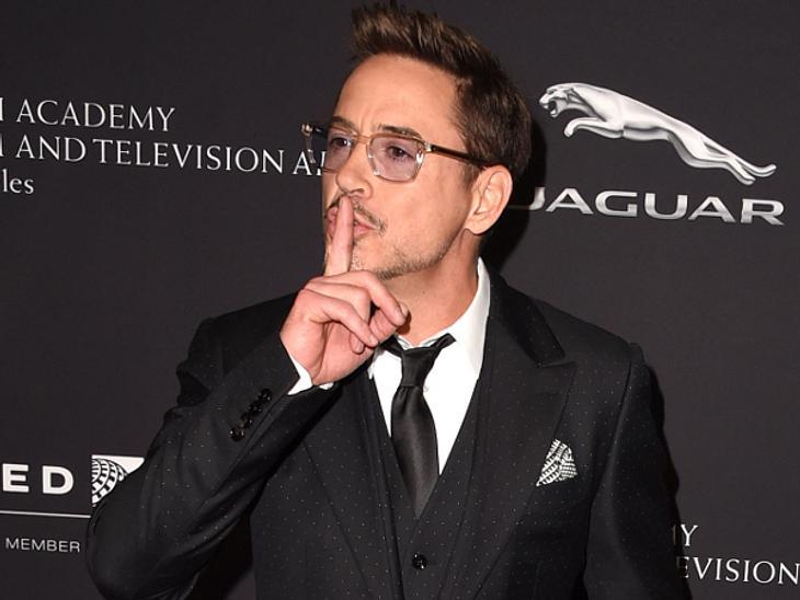 Robert Downey Junior lüftet das Geheimnis um den Babynamen