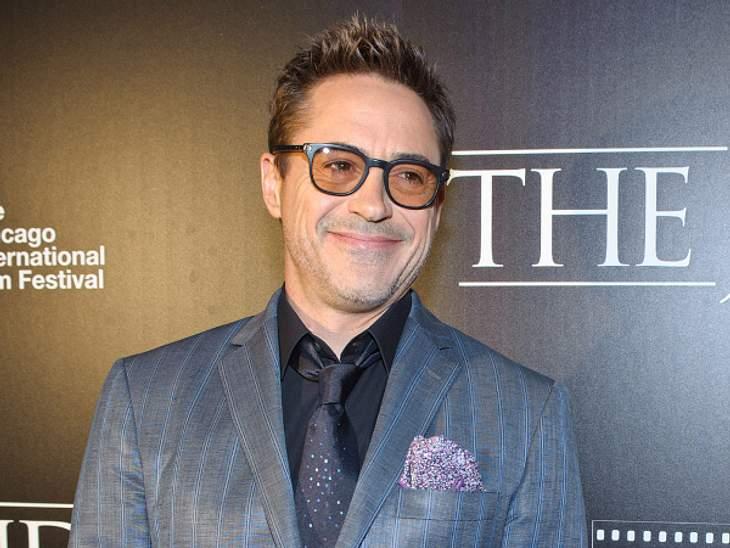 Downey wird wieder zu Tony Stark