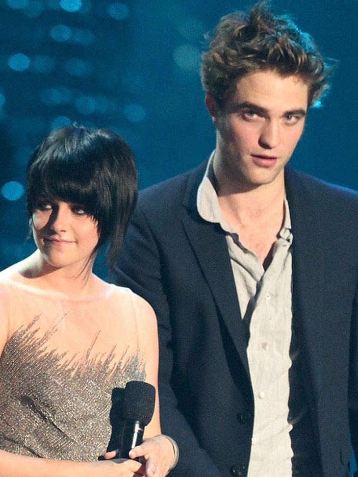 War es das zwischen Robert Pattinson und Kristen Stewart?